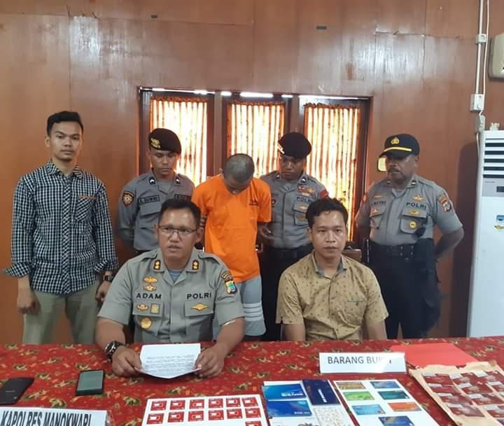 Penipu Online Bermodus Penjualan Hp Murah Ditangkap Klik Papua