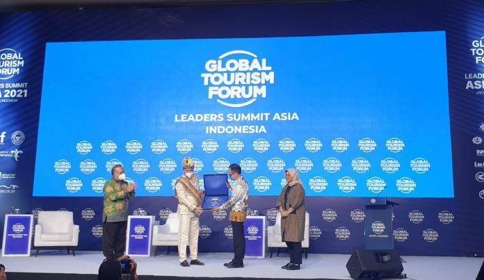 GTF Leaders Summit Asia Jadi Konferensi Internasional