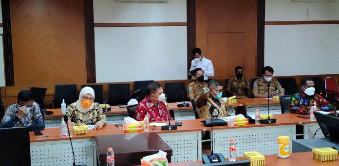 Kunker ke BPKAD Jabar, Ini Tujuan Komisi III DPR Papua Barat