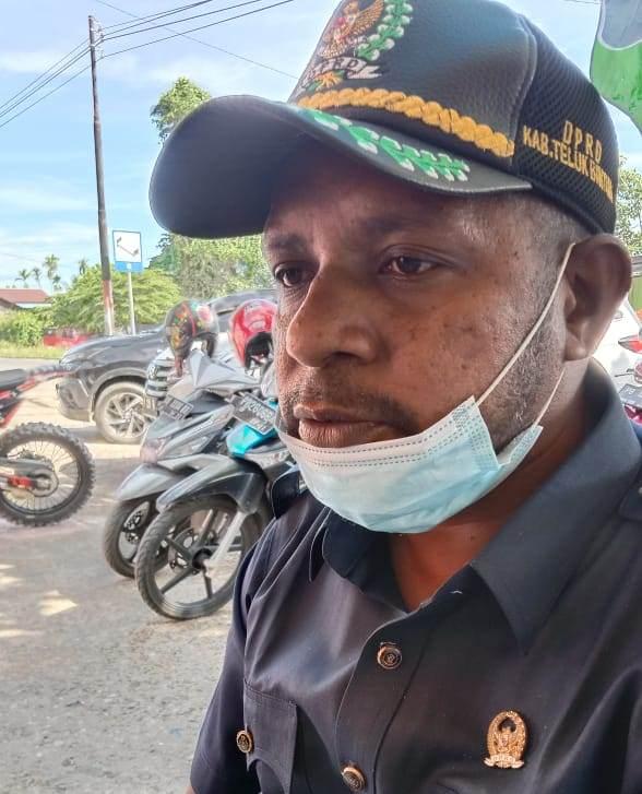 Batas Bintuni dan Fakfak Ditandai dengan Bukti Sumpah Adat
