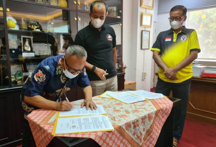Deputi Pembudayaan Olahraga Kemenpora Ingatkan Jaga Kebugaran Tubuh